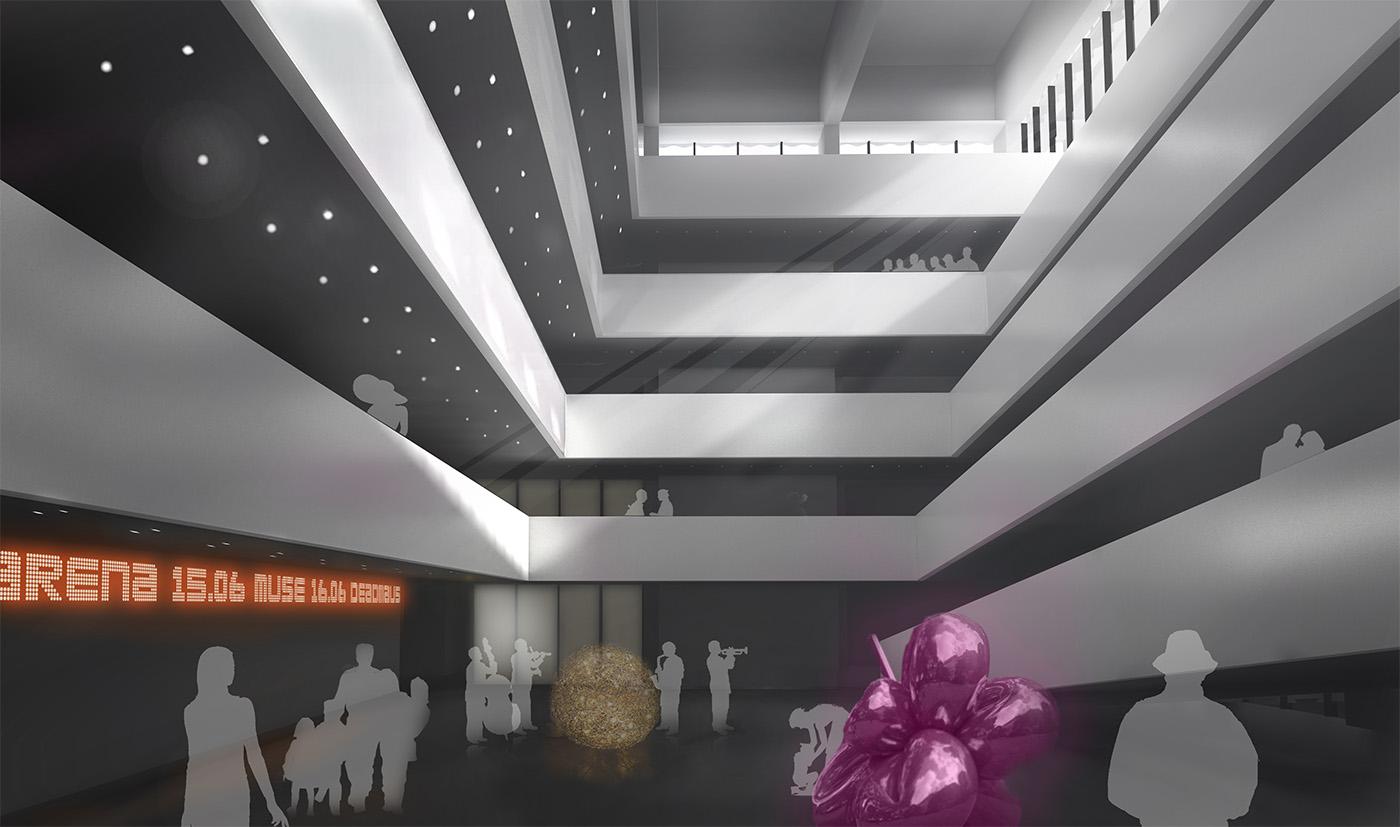 La Rasude - Pôle gare Lausanne - culture - projet