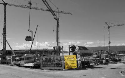 Ouverture de chantier – Maison R