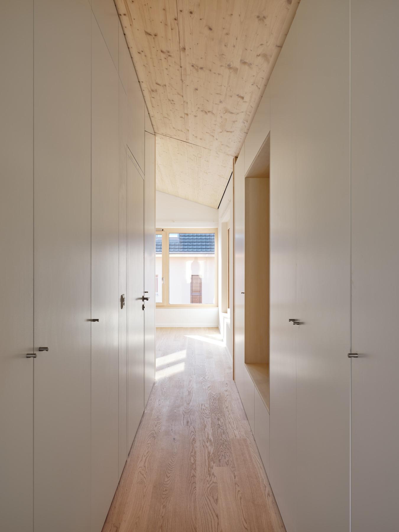 Maison R - dressing - shape architecture