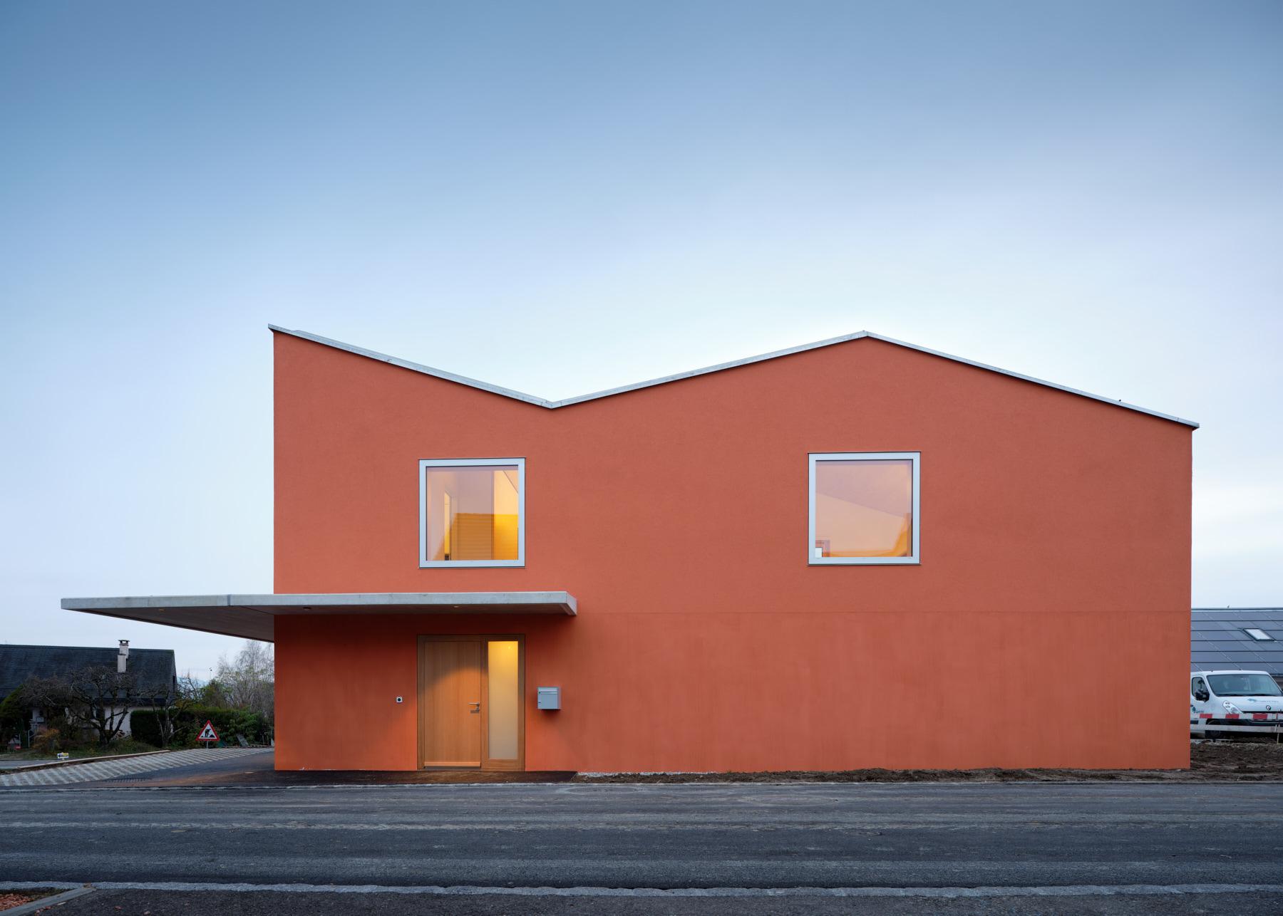 Maison R - Extérieur - shape architecture