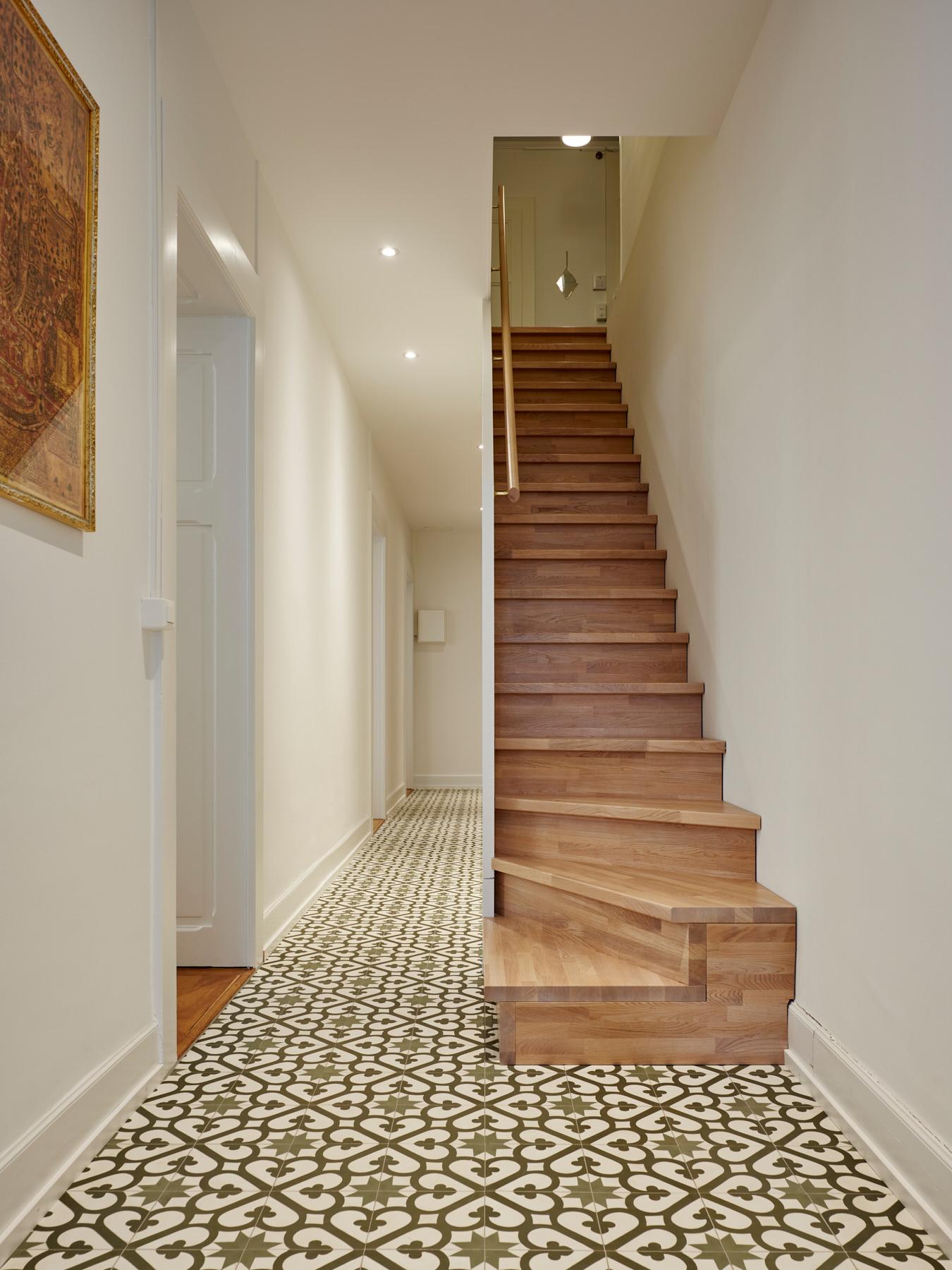 Transformations intérieures - Escalier - shape architecture - Lausanne