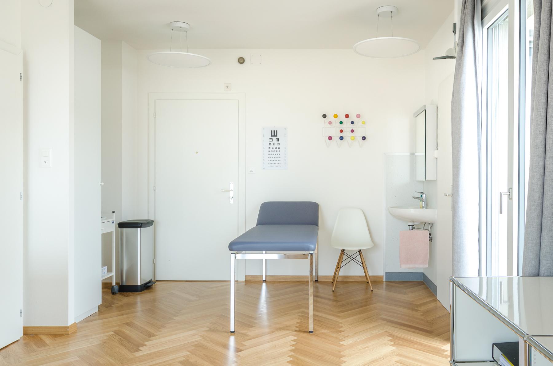 Aménagement d'un cabinet médical - shape architecture - Lausanne